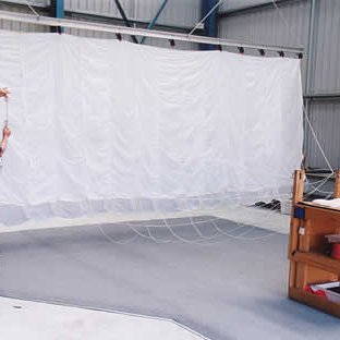 Parachute Australia canopy inspection